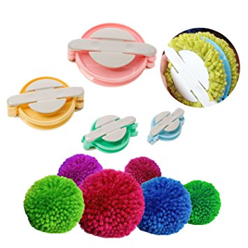 Photo of a pompom gadget