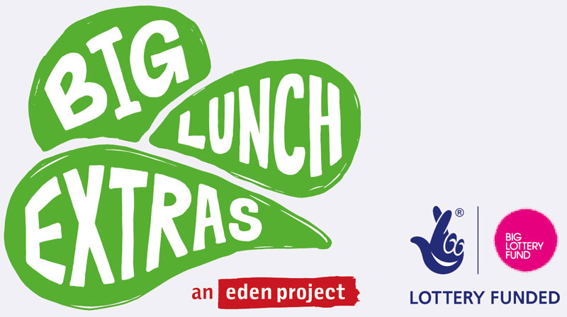 Big Lunch Extras logo.