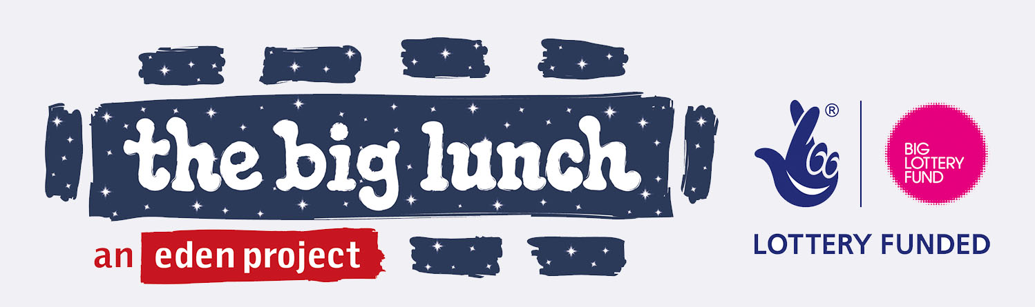 Lunar Lunch logo.