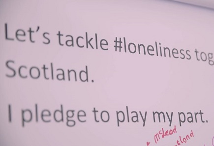 Image from Scottish Loneliness Summit.