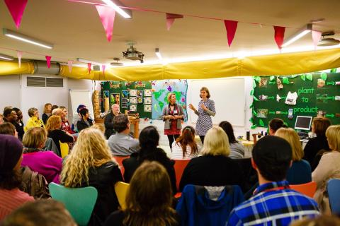 Image result for public speaking eden project
