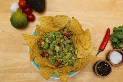 great guacamole.