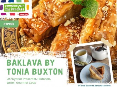 Baklava by Tonia Buxton