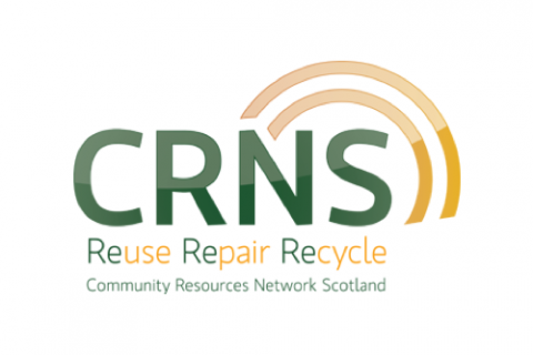 The Community Resources Network Scotland (CRNS) logo