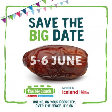 save the date for The Big Lunch image