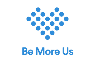Be More Us logo