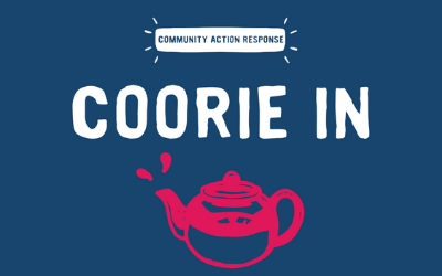 Coorie in