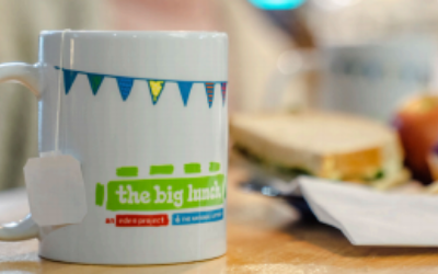 Big Lunch mug