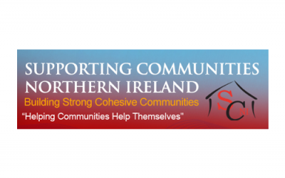 Supporting Communities Northern Ireland Logo