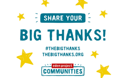 The Big Thanks call out