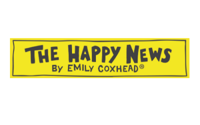 The Happy newspaper logo