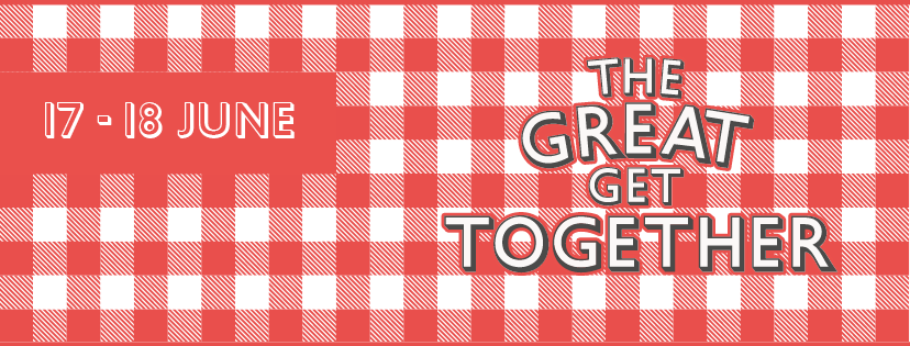 Join in with The Great Get Together this June.
